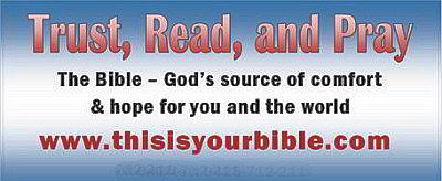Trust, Read and Pray